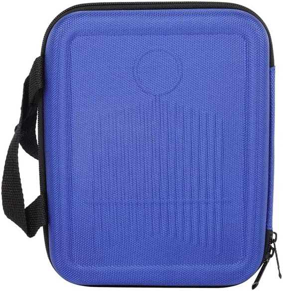 Lepeuxi Kalimba Case Thumb Piano Bag Borse di stoccaggio impermeabili antiurto per accessori per strumenti musicali Kalimba