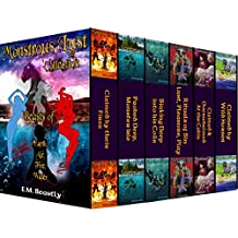 Monstrous Lust Collection: Beasts of Earth, Air, Fire, and Water (Monsters will claim you bundle Book 2)