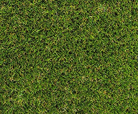 UV-Garantie 20 Jahre Kunststoffrasen Florh/öhe 40 mm - 2,00 m x 3,50 m DIN 53387 Kunstrasen Rasenteppich Mallorca f/ür Garten Gewicht ca 3015 g//m/² Rollrasen