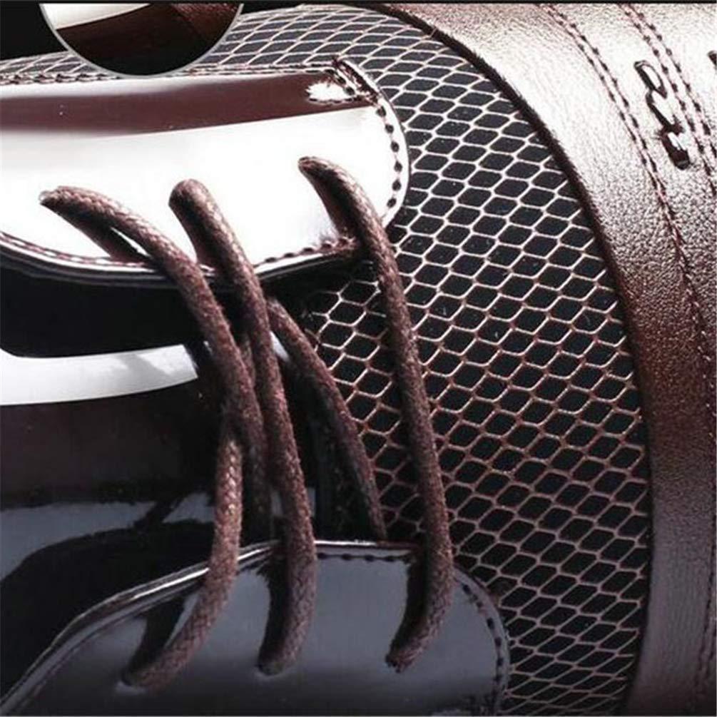 HhGold Chaussures de c/ér/émonie pour Hommes Chaussures de Banquet Confortables et Respirantes color/é : Noir, Taille : 6=38 EU 48 Chaussures de f/ête pour Hommes Chaussures de Mariage pour Hommes