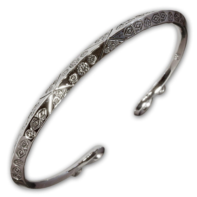 Fly Style Wikinger Kelten Armreif Armband 925 Silber Damen Herren ...