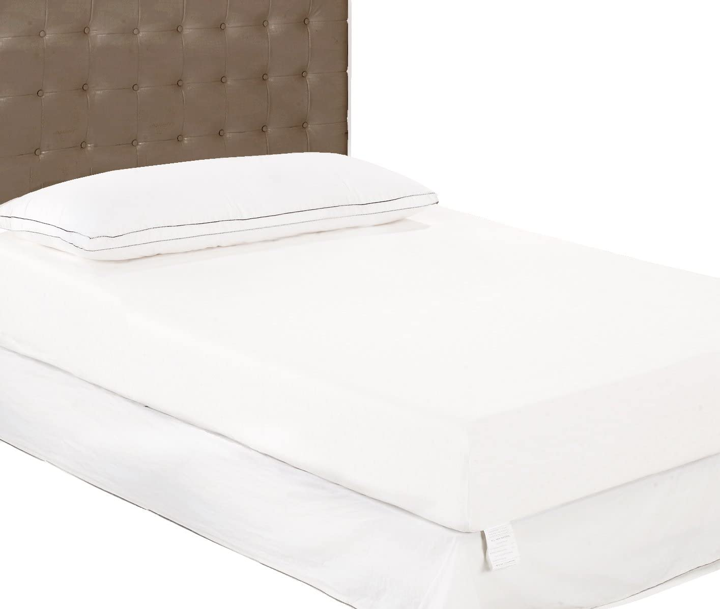 Textrade USA Responsive 8-Inch Memory Foam Mattre