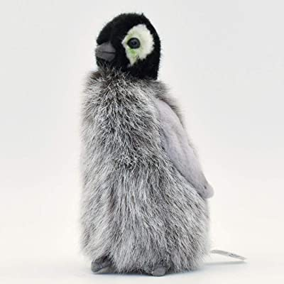 HANSA Penguin Chick Plush: Toys & Games