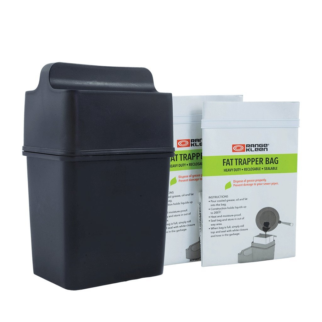 Amazoncom Fat Trapper Systemgrease Storage Container With Twelve