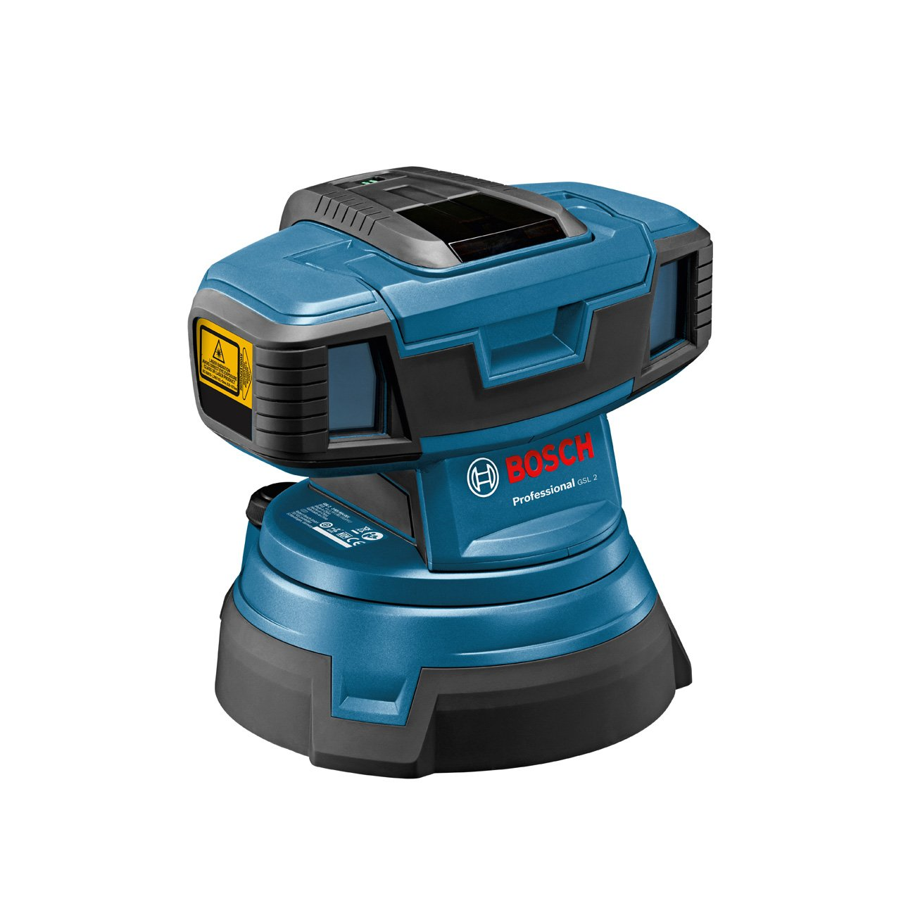 Bosch Professional GSL 2 Laser de sol, bleu 0601064001