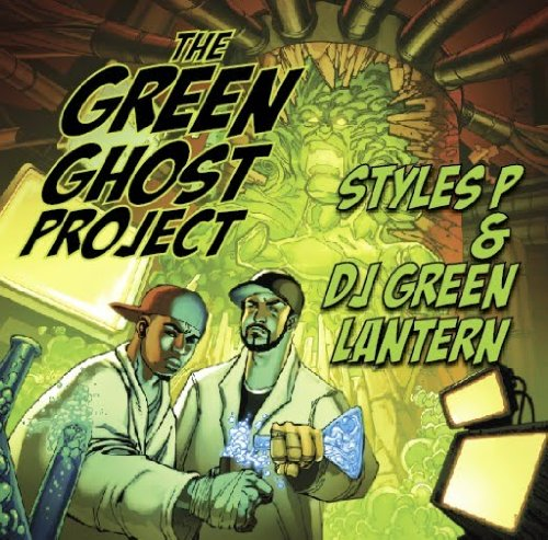 The Green Ghost Project [Clean]
