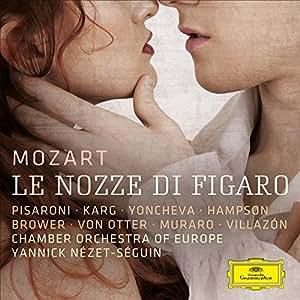 Mozart: Le Nozze di Figaro [3 CD]