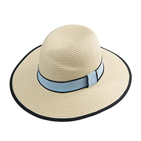 75cb26a2372fbe JIU Caps Hats Men's And Women's Summer Sun Visor Hat Foldable Panama Straw  Hat Applicable scenes daily leisure/tourism (Color : I): Amazon.co.uk:  Kitchen & ...