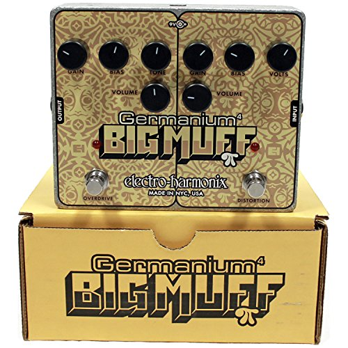 (Electro Harmonix Germanium 4 Big Muff PI (New in Box!))