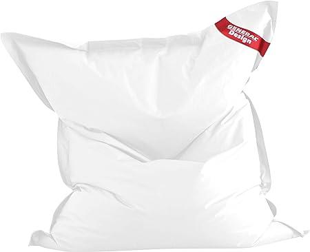 General Design GD 004 Big Bag 125 x 140 cm Blanc