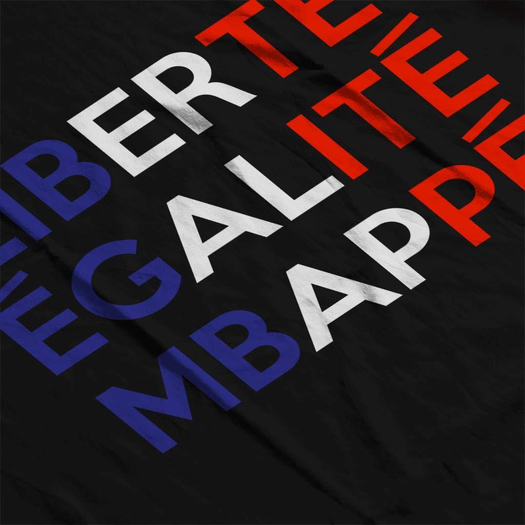 Coto7 Liberte Egalite Mbappe French Flag Womens Vest