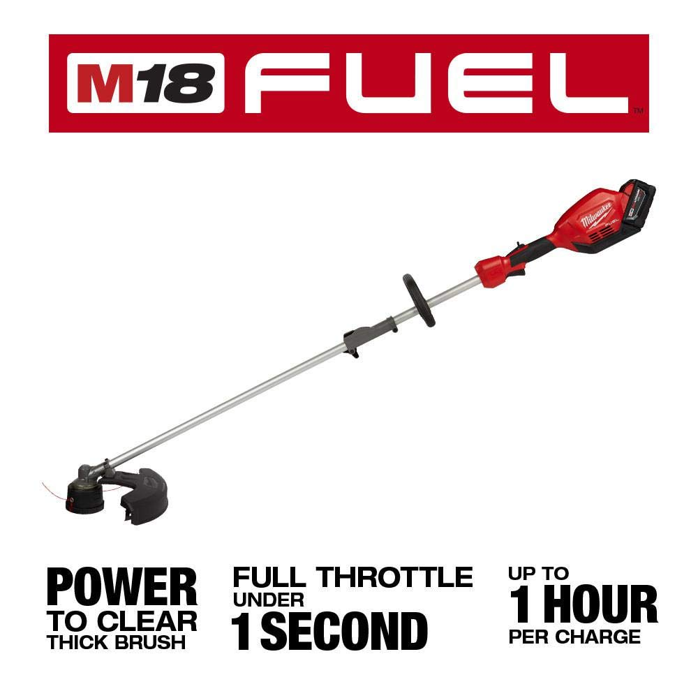 Amazon.com: Milwaukee M18 - Kit de cortadora de combustible ...