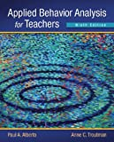 img - for Applied Behavior Analysis for Teachers (9th Edition) book / textbook / text book