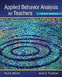 Applied Behavior Analysis for Teachers (2-downloads)
