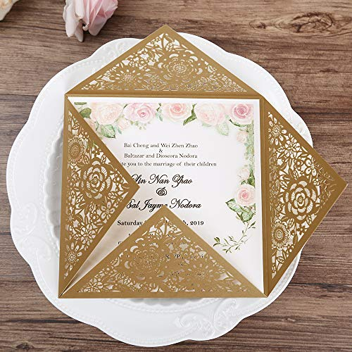 Buy online wedding invitations reviews
