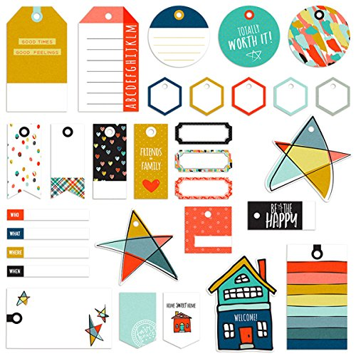(Family & Co Tags Pack - Fancy Pants)
