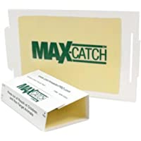 Max Catch Sticky Peanut Butter Scented Best Mouse & Insect Glue Boards on The Market Better Then Trapper LTD, JT Eaton…