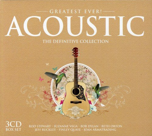 VA-Greatest Ever Acoustic  The Definitive Collection-(GTSTCD021)-BOXSET-3CD-FLAC-2008-WRE Download