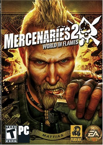 Mercenaries 2: World In Flames   [Download]