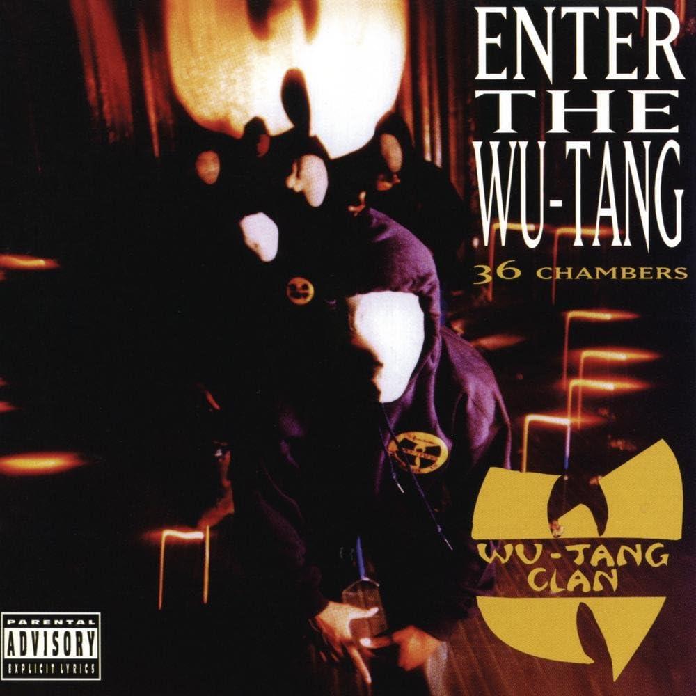 Enter the Wu-Tang Clan (36 Chambers) [Disco de Vinil]: Amazon.com ...