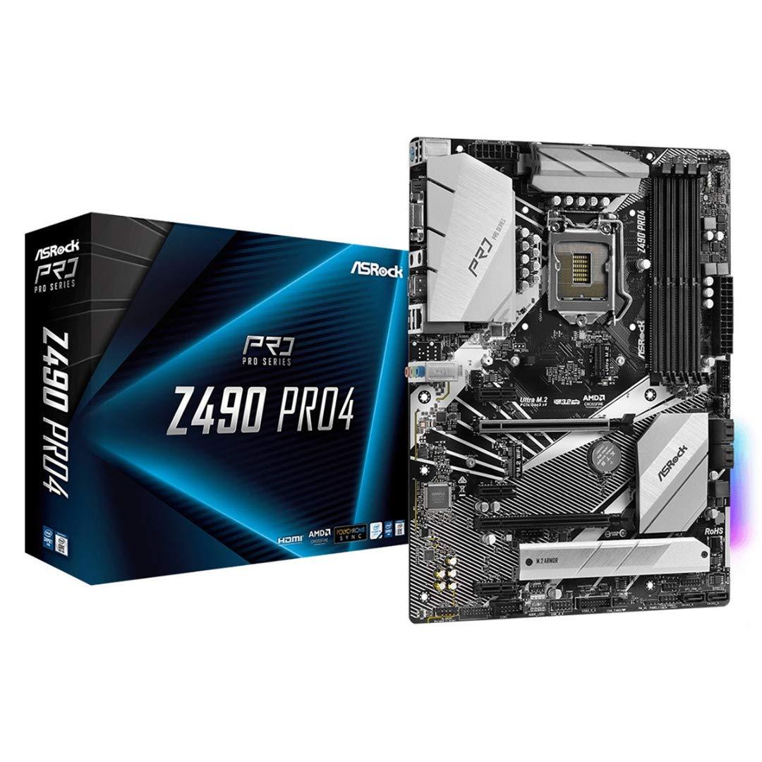 Motherboard ASRock Z490 PRO4 Socket LGA1200