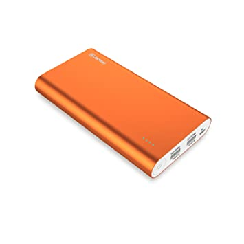 Jackery Titan - 20100 mAh Cargador Portátil Móvil Batería Externa Power Bank(Célula Litio Panasonic)2 ports 3.4A para iPhone, iPad, Sumsang ...