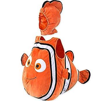 SMACB Disfraz de pez Payaso para bebé Niños Mar Animales Cosplay ...