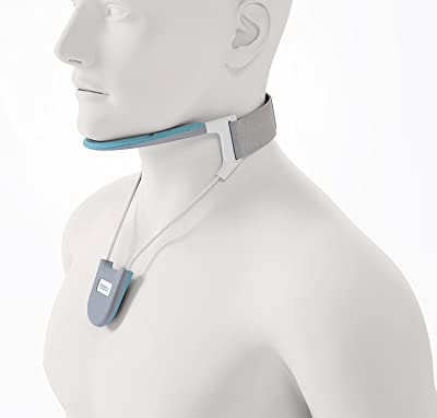BACK Neck Brace Blue