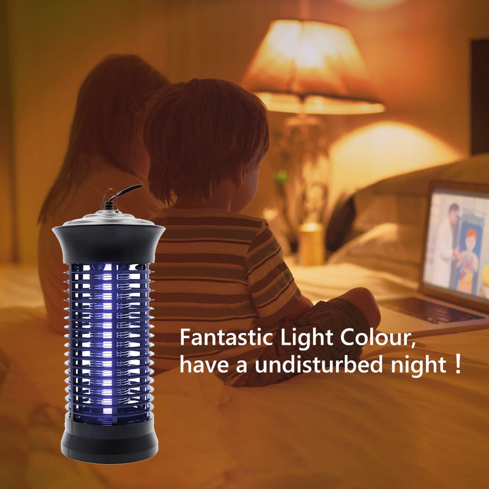 Fomei Bug Zapper Mosquito Killer Trap Circuit Images Electronic Lamp Non Toxic Led Insect Pest