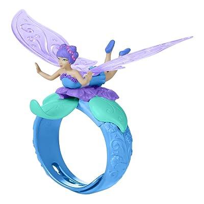 Flying Fairy - Hada voladora Pulsera Mágica con Pulsera Azul (Bizak 61925818): Juguetes y juegos
