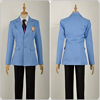 Anime Ouran High School Host Club Chaqueta y Corbata Traje de ...