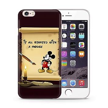 coque iphone 8 silicone motif disney