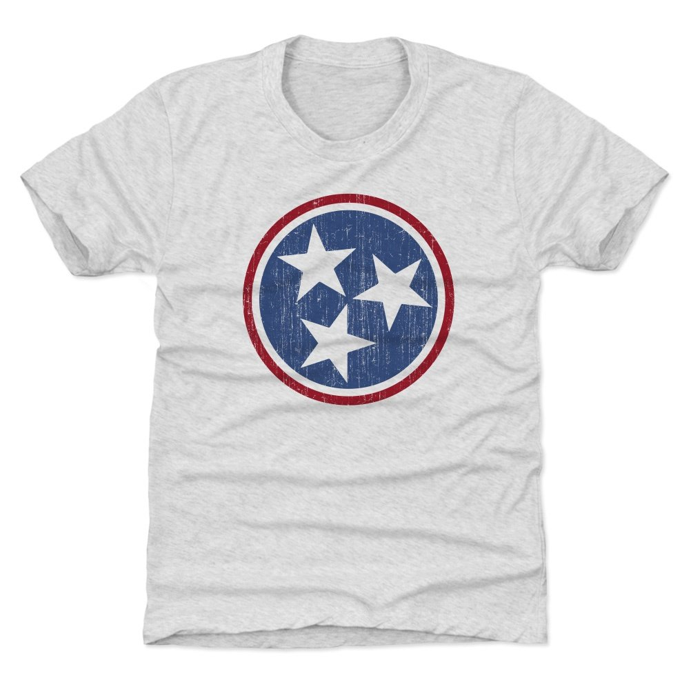 030afd68 Amazon.com: 500 LEVEL Tennessee Kids Shirt - Tennessee Flag: Clothing