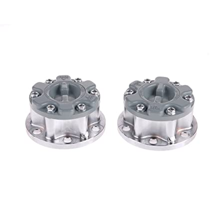 Amazon.com: Sunny Free Wheel Bearing Hub Lock Kit For Mitsubishi Pajero Triton L200 MD886389: Automotive
