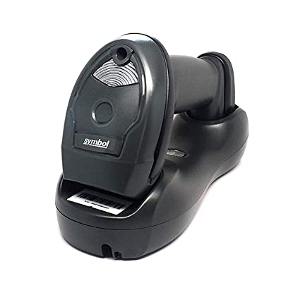 Zebra Symbol Li4278 Cordless Barcode Scanner Amazon Office Products