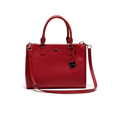 cb15046a8b Lacoste - Sac à main Daily classic (nf1362dc) taille 26 cm: Amazon ...