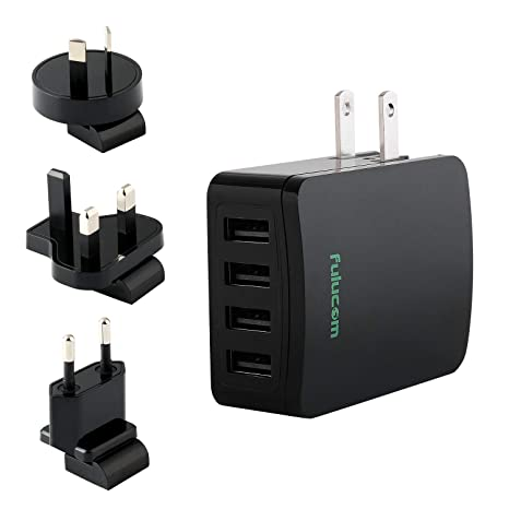 Review USB Wall Charger,4 Port
