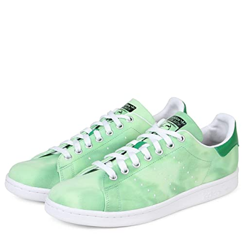 140bf35bc Image Unavailable. Image not available for. Color  adidas Originals Men s  Pharrell Williams PW HU Holi Stan Smith Collaboration Sneakers ...