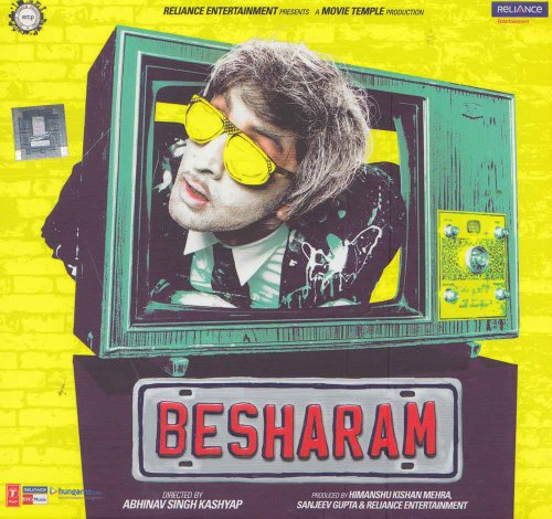 Besharam (2013) Movie Soundtrack