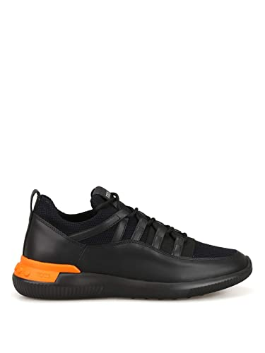 site autorisé la clientèle d'abord valeur formidable Tod's Homme XXM91B0AI60KPA9998 Noir Cuir Chaussures À Lacets ...