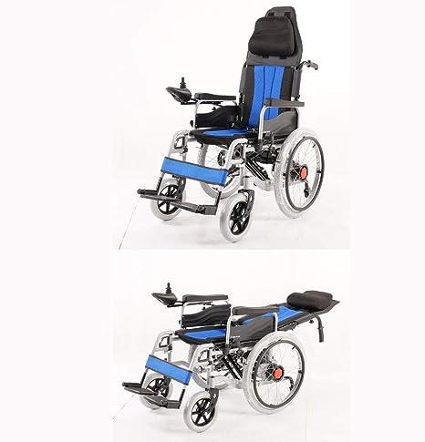 Lunzi Silla de ruedas Plegable Durable Transporte de energía ...