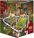 Heye - Heye-29232 - Puzzle Classique - Billiard - Ryba - 1000 Pièces
