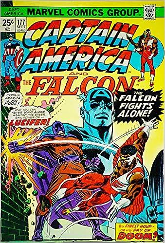 Captain America (and the Falcon), v1 #177  Sep 1974 [Comic