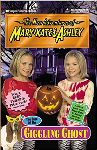 amazoncom new adventures of mary kate ashley 31 the case of the giggling ghost the case of the giggling ghost 9780061066535 mary kate ashley - Mary Kate And Ashley Olsen Halloween