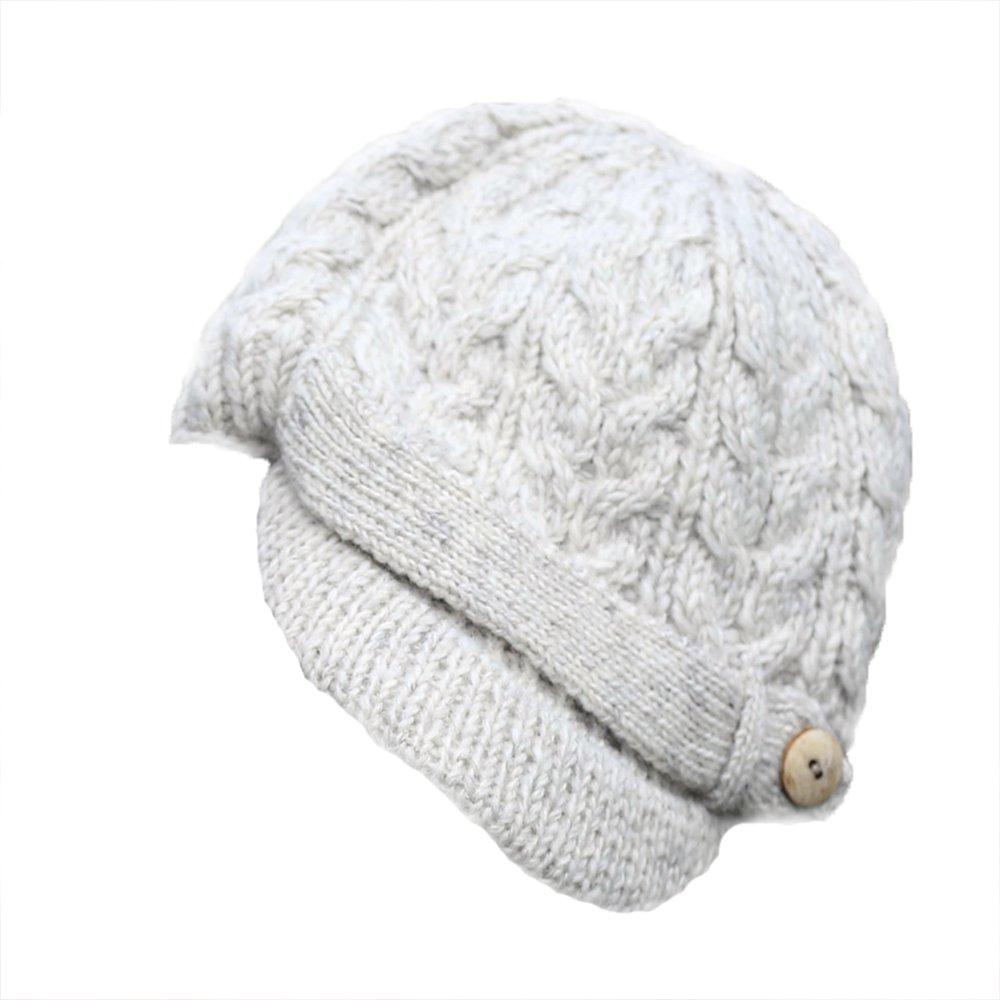 be01ab881 Brooklyn Peak Cable Hat by Irish Erin Knitwear