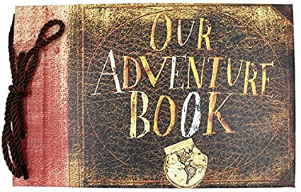 Amazon black cardstocks our adventure book up diy