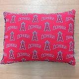Travel Memory Foam Pillow- La Angels/Navy