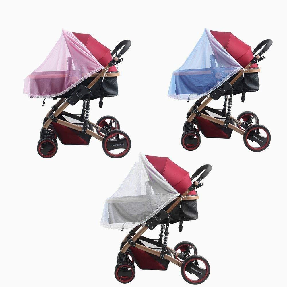 Xiton Red de Mosquito del bebé cochecitos, portabebés, Carro ...