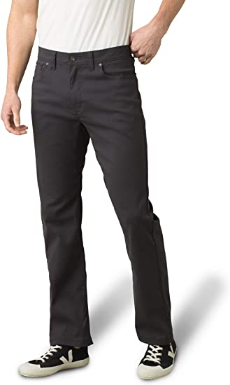 Essentials Athletic-fit 5-Pocket Stretch Twill Pant Hombre