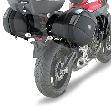 Kappa - Portavaligie Lateral para Maletas k33 monokey Side klx2118 (14) Yamaha mt-07: Amazon.es: Coche y moto
